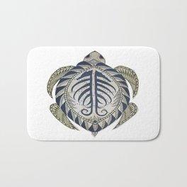 Sea Turtle cutout Bath Mat
