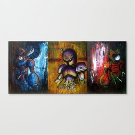 The X Series Canvas Print