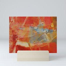 O Sal da Terra Mini Art Print