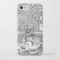 velvet underground iPhone & iPod Cases featuring Underground by Olya Goloveshkina