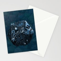 The Polyhedral of many universes  Stationery Cards