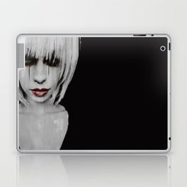 Lyric Portrait Laptop & iPad Skin