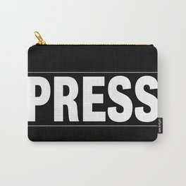 Press pass Carry-All Pouch