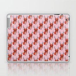 deer pizza Laptop & iPad Skin