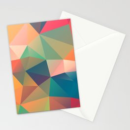 Geometric XIV Stationery Cards