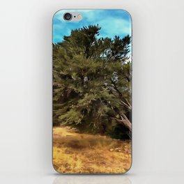 Olive Tree iPhone Skin