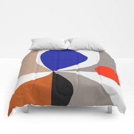 Abstract Art VIII Comforters