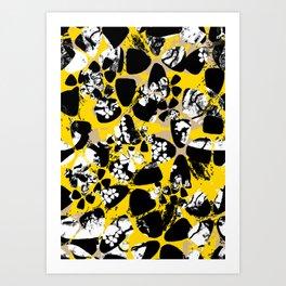 PLECTRUM Art Print