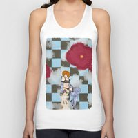 lonely Tank Tops featuring Lonely by Jack Bockover