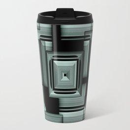 Beveled Travel Mug