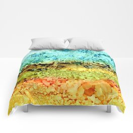 Abstract 35 Comforters