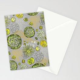Algae mix Stationery Cards