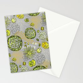 Algae mix Stationery Cards
