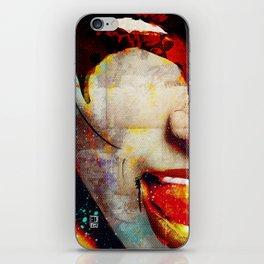 Kiss/Gene Simmons/Demon/Dr. Love iPhone Skin