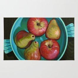 Apple Bowl Rug