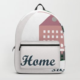 Home sweet home Backpack