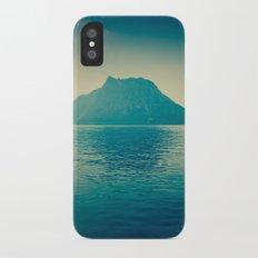 isla nublar... iPhone X Slim Case