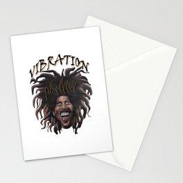 Vibration Positive Stationery Cards