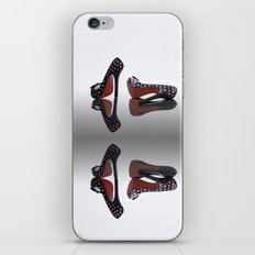 Shoes, Glorious Shoes iPhone Skin