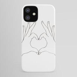 Love Heart iPhone Case
