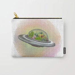 UFO Terrarium Carry-All Pouch