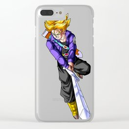 Trunks Clear iPhone Case