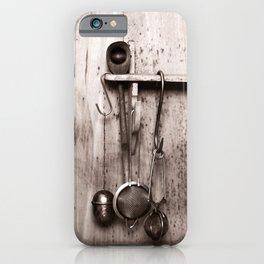 KITCHEN EQUIPMENT iPhone Case