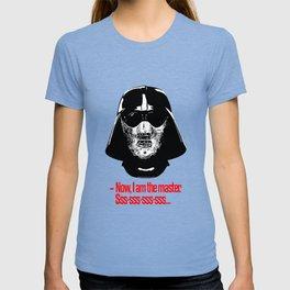 Darth Vader Hannibal Lecter mashup T-shirt