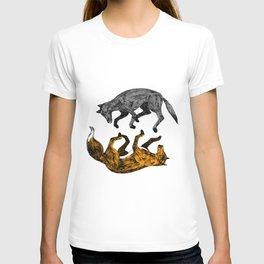 WOLF-FOX T-shirt