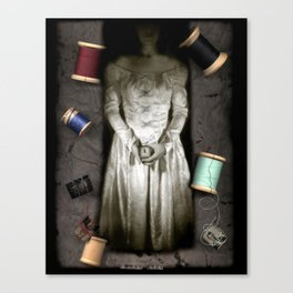 Loose Ends Canvas Print