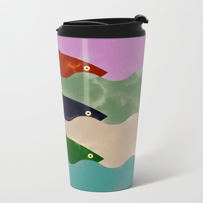 How Much is The Fish Metal Travel Mug