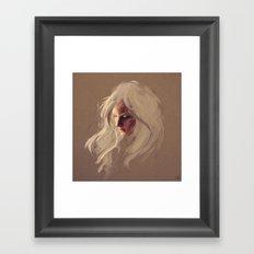 PLATINUM Framed Art Print