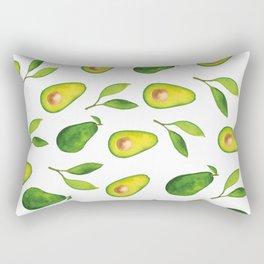 Avocado love Rectangular Pillow