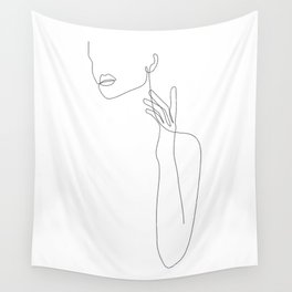 Single Touch Wall Tapestry