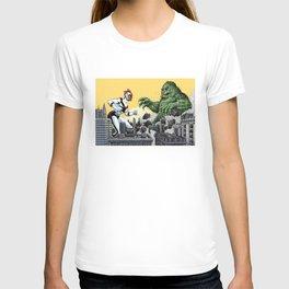 Kaiju Battle T-shirt