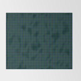 Johnston Tartan Throw Blanket