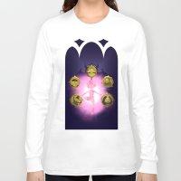 marceline Long Sleeve T-shirts featuring Marceline v2 by Pablo González Mora