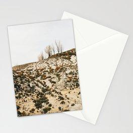 Arid landscape of Monachil, Spain - Travel photography Stationery Cards