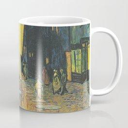 Cafe Terrace at Night,  Vincent van Gogh Coffee Mug
