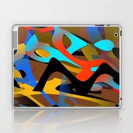 wave fx miro Laptop & iPad Skin