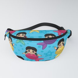 Chubby Mermaids Fanny Pack