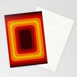 Retro Design 01 Stationery Cards