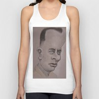 forrest gump Tank Tops featuring Forrest by chadizms