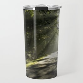Forest Morning 2 Travel Mug