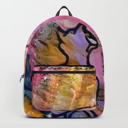 """""""The Cat's Long Journey"""" Backpack"""