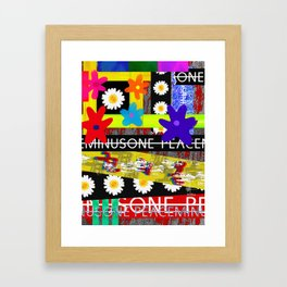 PMO Tape Class - GD's Case Version Framed Art Print