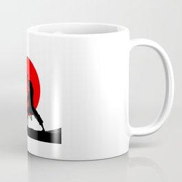 Karate Japan Coffee Mug