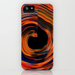 Color Rotator iPhone Case