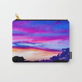 Hampton Sunset Carry-All Pouch