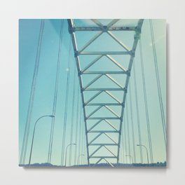 The Fremont Metal Print